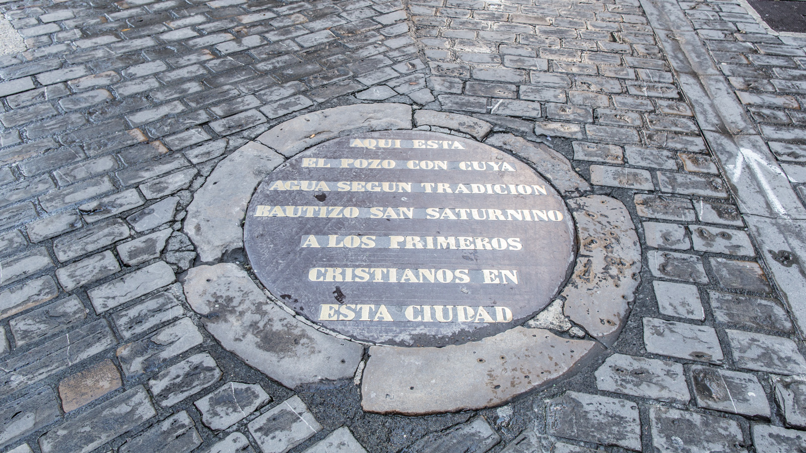El pocico de San Saturnino