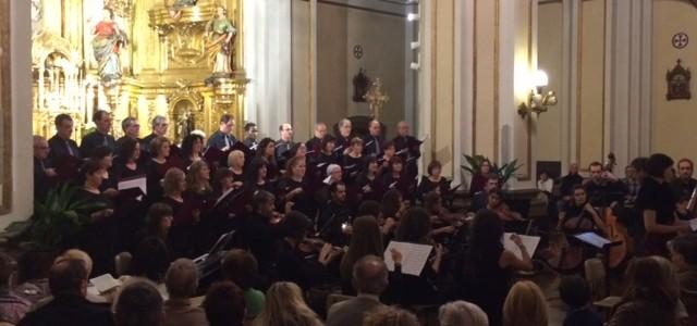 Exitoso concierto de la coral San José