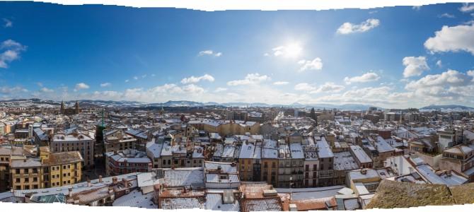 (Español) Panorámica desde la torre